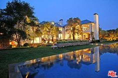 Private estate compound of finest quality and amenities, located in Bel Air's most coveted area near the golf course.