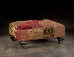 The Patches Style No Two Pieces Are Exactly Alike Paulroberts Upholstered Furniture