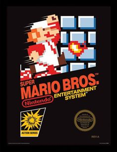 NES MARIO BROS. GAME