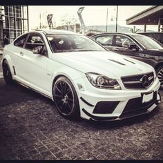 Mercedes-Benz C63 AMG Absolutely Gorgeous!