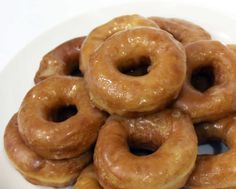 apparently an on-point recipe for making Krispy Kreme-like original glazed donuts. um. yes.