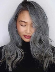 25 Stunning Hair Colors For East Asian Ladies Blonde For Dark Skin, Hair Color For Brown Skin, Dark Blonde Hair Color, Hair Color For Women, Hair Color Balayage, Asian Hair Dye, Korean Hair Color, Gorgeous Hair Color, Cool Hair Color