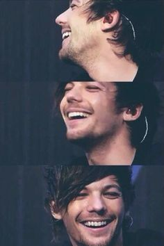 This picture is life ♡♡♡♡♡ oh wow I love him What Makes You Beautiful, Beautiful People, Beautiful Smile, Sassy Louis, Luis Tomlinson, Georgia, I Love Him, My Love, One Direction Louis