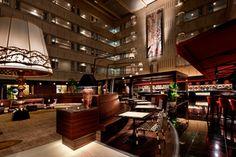 "Kyoto Century Hotel renovation project - Lobby / All day dining """