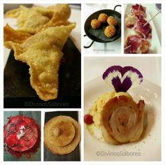 #DivinosSabores del REstaurante Eclectic de Barcelona.  Recordando #MeriendasMargot en @eclecticBcn