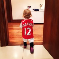Jade Giroud - daughter of Olivier Giroud