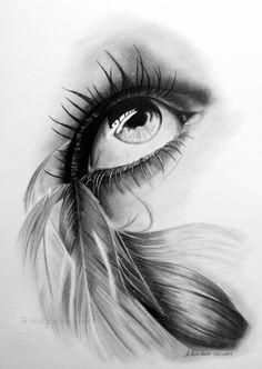 Eyes .... Speak so much that's unsaid