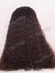 Deep Wave Glueless Full Lace Wig GLW053