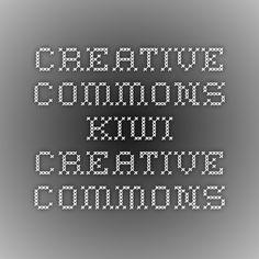 Creative Commons Kiwi - Creative Commons