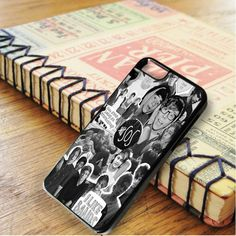 5 Second Of Summer Collage 5 Sos Art Music iPhone 6|iPhone 6S Case