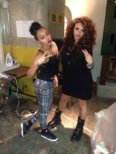 The gangsters of Little Mix :)