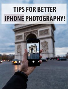 Get better photos while you travel the world by just taking your iPhone along.
