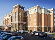 Spring Hill Suites Bloomington    |    occupied addition / renovation    Stahl converted the former Cambria Suites near the Minneapolis-St. Paul airport into a Marriott Spring Hill Suites as part of a Property Improvement Plan by the owner, The Summit Group.