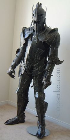 The Lord of the Rings best suit of armor ever