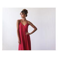 4a907b7f58 Maxi coral dress