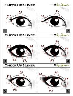 I LOVE eyeliner, so I will try every one of these.