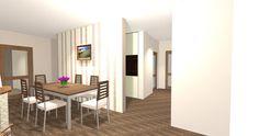 Dining room Ragno Freetime Marrone