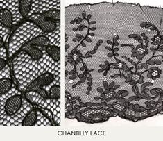 Fabrics and Textiles: Lace - The Cutting Class