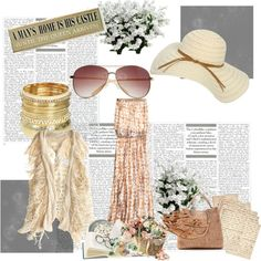 maxi fun, created by emacias84 on Polyvore