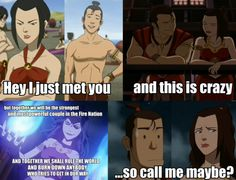Awkward Turtle-duck's quote gets pictures! - whoa, this is hilarious geek, atla, nerd, call, azula, legends, korra, the last airbender, avatar