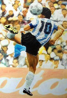 Diego Armando Maradona Argentina Mundial Mexico 1986 World Cup Football Is Life, Nike Football, Maradona Tattoo, Argentina Football, Lionel Messi Barcelona, Diego Armando, Football Images, Association Football, Soccer Skills