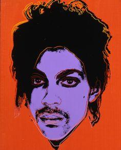 Andy Warhol, Prince, 1984