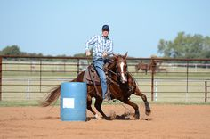 Barrel Horse - From Round Pen to Rodeo Ready, pt. 3