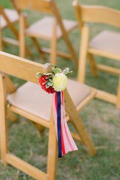 Stylish   Alternative Wedding Chairs: Ideas + Inspiration