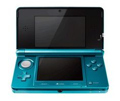 Nintendo 3DS Handheld Game Console, love the color!