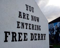 Derry in Northern Ireland is amazing. It's one of the few remaining walled cities in the world.