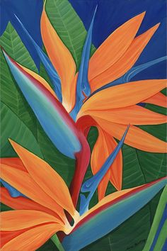 Tropical Paradise Painting by Lisa Bentley Plant Painting, Plant Drawing, Tropical Art, Tropical Paradise, Tropical Paintings, Tropical Beaches, Watercolor Flowers, Watercolor Art, Paradise Painting