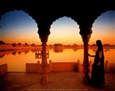 Fort Jaisalmer, Rajasthan by Peter Adams