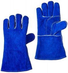 Unisex Work Glove Security Protect Welding Welder Repair Heat-Resistant XL