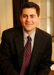 Dr. Russell Moore, Dean of Students and other stuff at Southern Seminary.