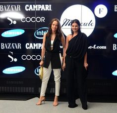 Designeri romani, bloggeri de moda & vedete sic la party Molecule F