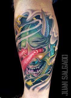 JUAN SALGADO custom tattoos Puerto Rico