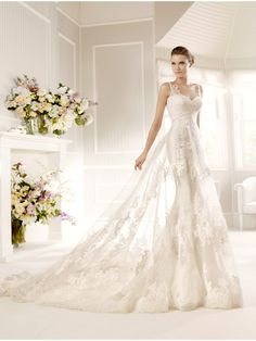 La Sposa by Pronovias Master  #trouwjurk #bruidsjapon #weddingdress