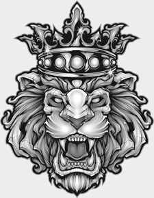 LION SLIDES — Absorb81.com #maoritattoosface