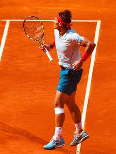 Rafael Nadal #MutuaMadridOpen #tennis #tenis @JugamosTenis