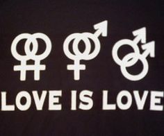 love is love. Support it!