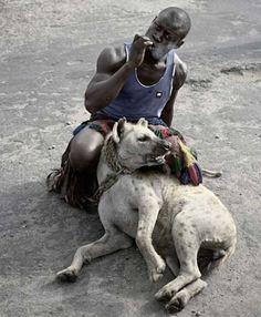 The Hyena Men of Nigeria