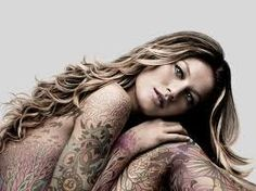 Gisel Bunchens, Tattoos Are Beautiful. .