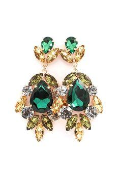 Millie Chandelier Earrings