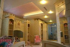 Proyecto Castillo finalizado  http://miespacioinfantil.com/trabajo/ver/proyecto-castillo#