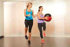 4. Single-Leg Lateral Medicine-Ball Toss
