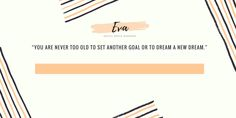 """""""You Are Never Too Old To Set Another Goal Or To Dream A New Dream.""""      #dream #linkedin #socialmedia #smallbusiness #fiverr #fiverrgigs #fiverrservices #socialmediamanager #digitalmarketing #linkedinmarketing"""