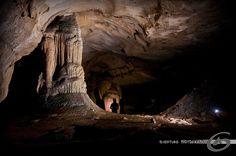 Tumbling Rock Cave, Alabama