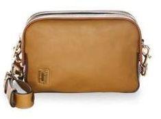 4c28d49f2d80 Marc Jacobs Squeeze Leather Crossbody Bag