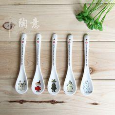 Moomin ceramic seasoning spoon coffee spoon t. tableware-inDinnerware Sets from Home & Garden on Aliexpress.com http://www.aliexpress.com/item/Moomin-ceramic-seasoning-spoon-coffee-spoon-t-tableware/1486833606.html