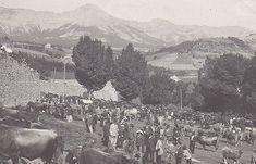 Seyne-les-Alpes Vintage : La foire aux bestiaux